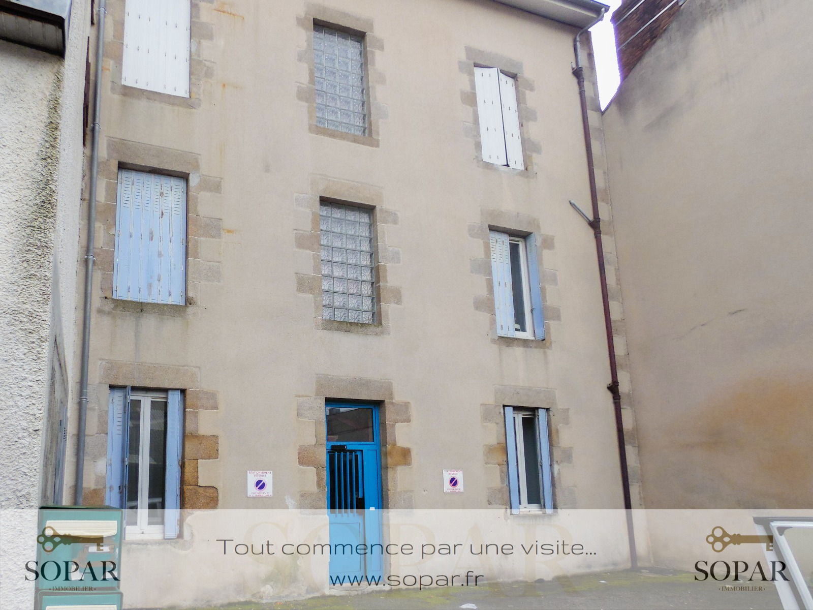 Vente immeuble 11 appartements limoges for Appartement atypique limoges